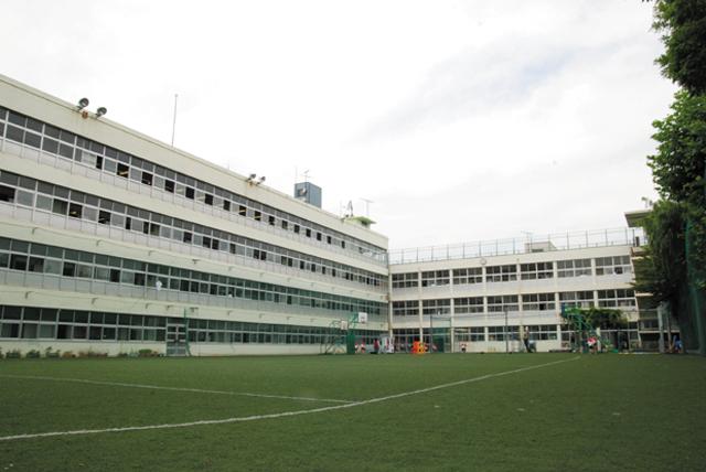 東京朝鮮第1初中級学校