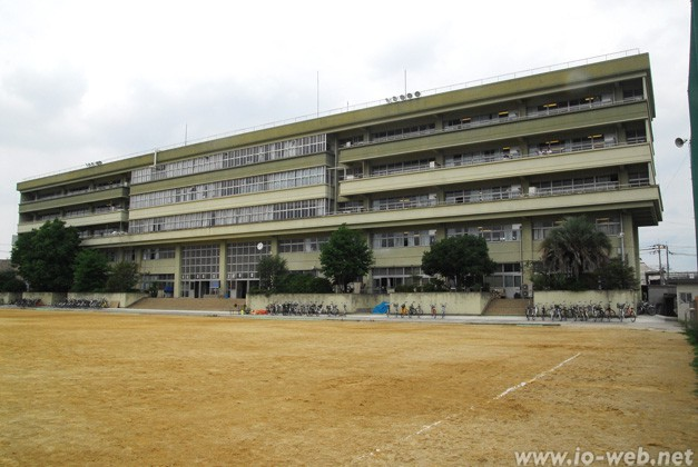 osaka Korean high school