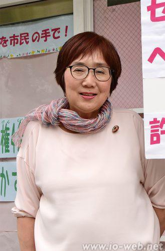 上村和子さん