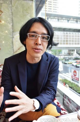 明戸隆浩さん