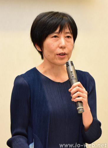 師岡康子さん